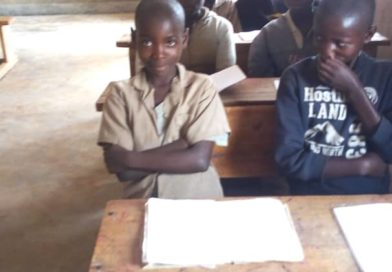 La scuola di Mubuga